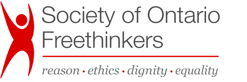 Society for Ontario Freethinkers logo